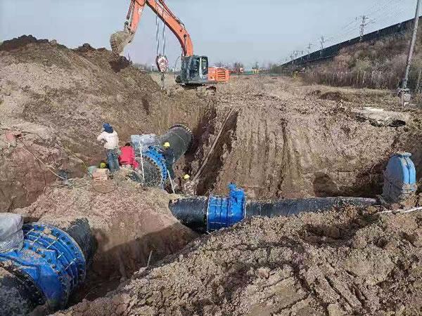 让长江水服务渤海湾 ——市供排水集团扎实做好渤海新...